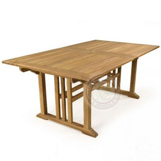 Teak Outdoor Berrington Dining Table