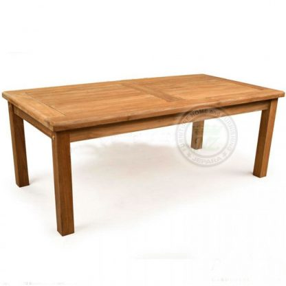 Teak Outdoor Sulton Rectangular Dining Table
