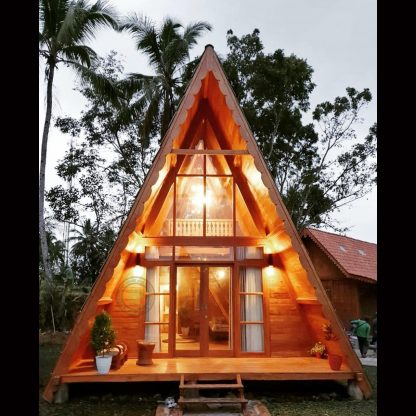 manufacturer wooden house