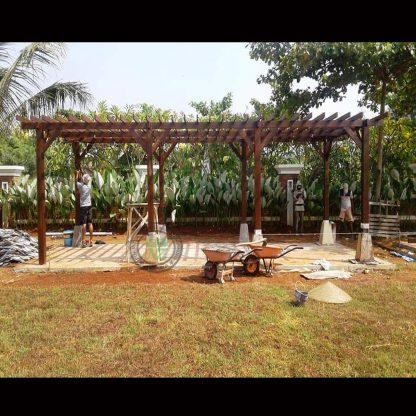 Buy this garden pergola