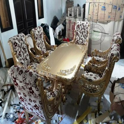 luxury dining room indonesia