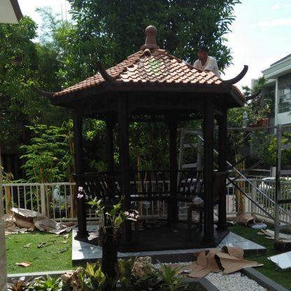 supplier gazebo indonesia