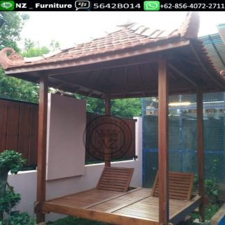 Manufacture Supplier Gazebo Jepara