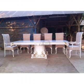 Baroque Dining Table Sets