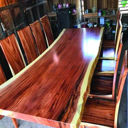 Rustic Wood Table