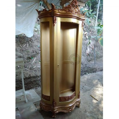 French Antique Display Cabinets