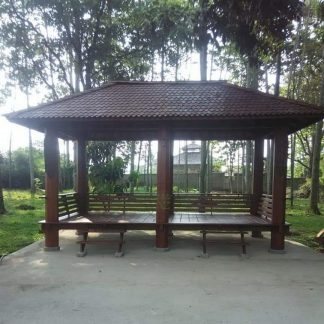 Buy Hexagonal Gazebos