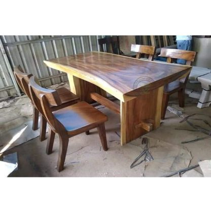 Solid Wood Kitchen & Dining Tables
