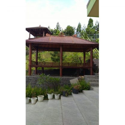 Gazebo Backyard