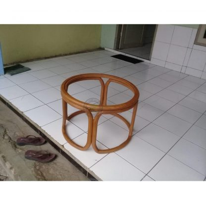 Ring Glass Coffee Table