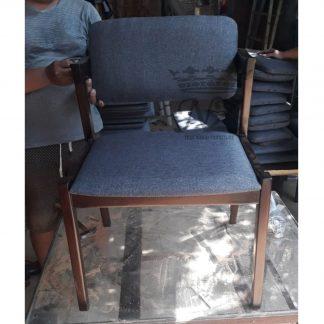 dining chair dark walnut