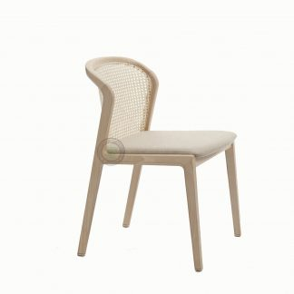 cane dining chairs