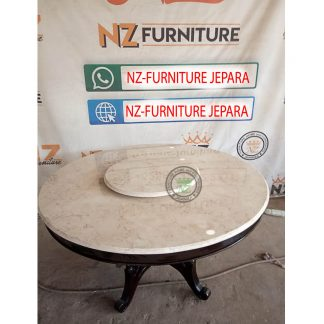 Round Marble Dining Tables