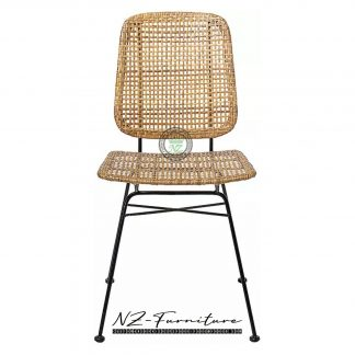 Woven Cafe Chairs