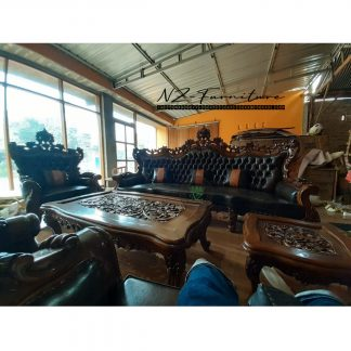 Royal Living Sofa Set