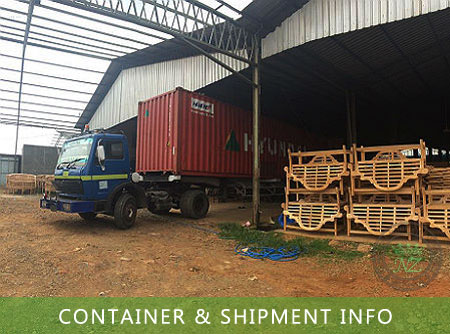 Container and Shipment Info