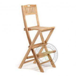 Teak Garden Folding Chair Manufacturer