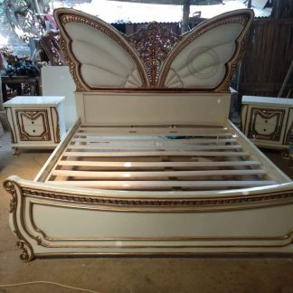 2019 Royal Luxury Bedroom Furniture