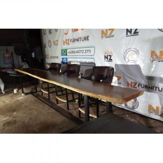 bar tables set