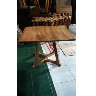 Teak Cafe Tables