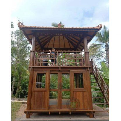 Gazebo Stilt House