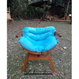 Shell Lounge Armchairs
