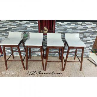 teak bar stools