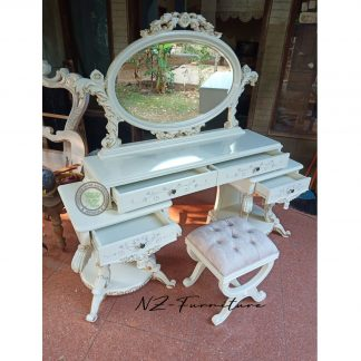 Rococo Luxury Dressing Table