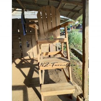 Adirondack Beach Chair Plans