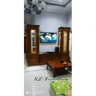 TV Sideboard & Display Cabinet