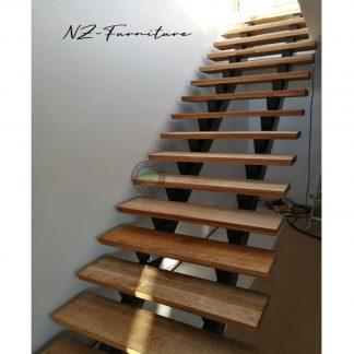 Teak Stair